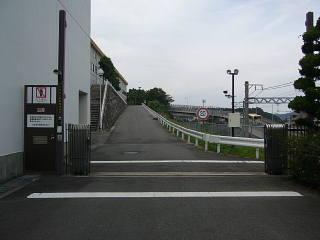 北神急行谷上車庫見学会2007